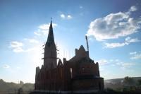 Католическая церковь в Зоркино