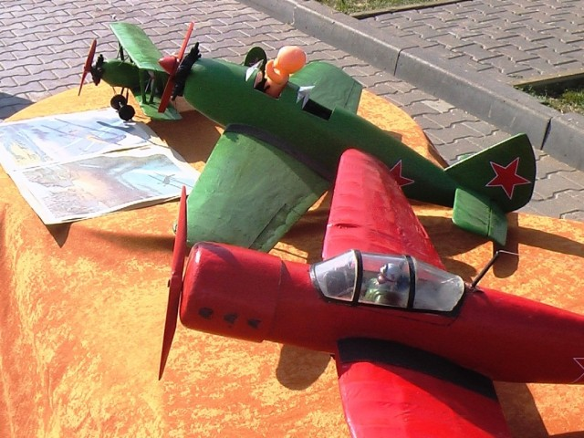 День авиации в Марксе