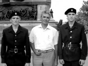 Николай Прохоров, Сергей Баранов, Юрий Православнов