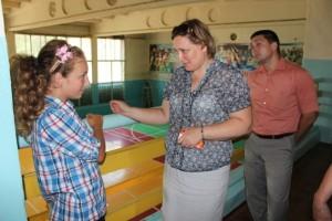 Беженцы с Украины в Марксе