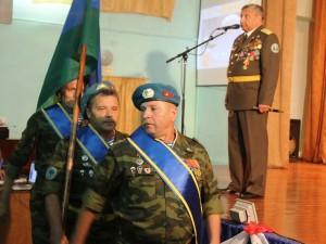 День воздушно-десанных войск в Марксе