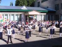 День знаний в первой школе