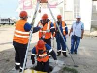 Конкурс профессионального мастерства среди газовиков