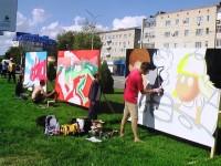 Рок и реп, граффити и джамперы