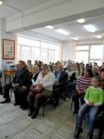 Литературно-музыкальная встреча «Наполним радостью сердца»
