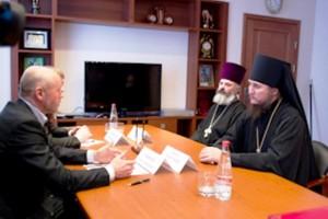 Договор о сотрудничестве между администрацией и покровской епархией