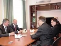 Встреча лютеранскимх пасторов с руководством района