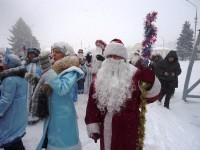 Десант дедов Морозов