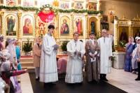 Рождественский праздник в Свято-Андреевском храме