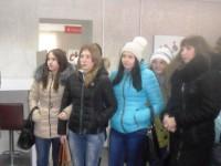 Экскурсия для студентов в МФЦ