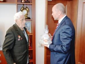 Ветеран Великой Отечественной войны Василий Иванович Котенёв