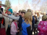 Митинг в память о погибших на Чернобыльской АЭС
