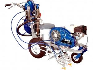 разметочная машина «Лайн-лазер IV»
