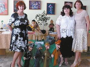 Работники пенсионного фонда встретились с получателями пенсий