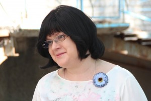 Министр здравоохранения Саратовской области Жанна Никулина