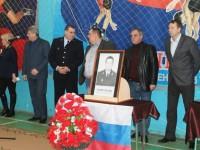 Турнир в память о погибшем земляке