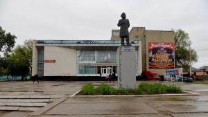 Дом культуры в Марксе