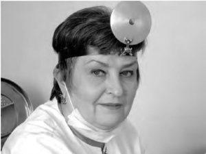 ЛОР-врач Татьяна Анатольевна Васильева