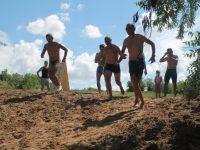 Соревнования по триатлону