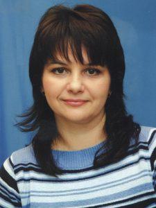 Горбунова Наталья Владимировна
