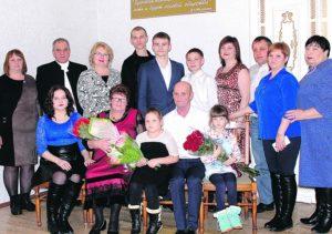 Семья Веры Леонидовны и Александра Егоровича Яшиных.