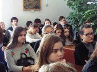Час, посвященный блокадному Ленинграду