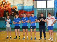 Волейбольный турнир памяти Н.В.Голунова