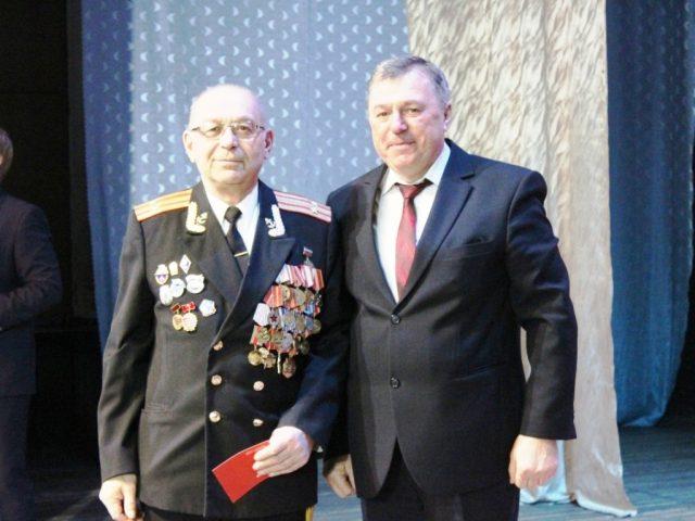 Концерт в честь столетия Советской Армии