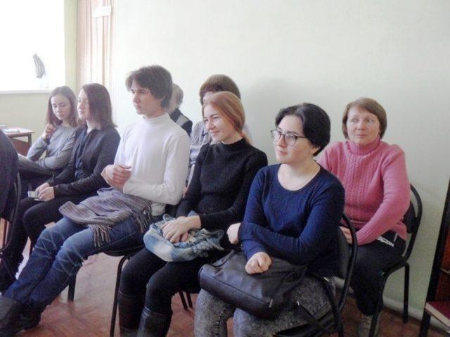 """Книжный клуб """"ПроЧтение"""""""