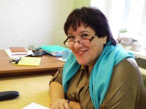 Галина Александровна Савельева