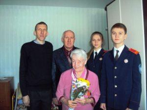 К 74-й годовщине снятия блокады Ленинграда
