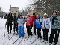 Более 350 марксовчан участвовали в лыжной гонке