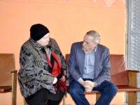 Василий Максимов в Подлесном