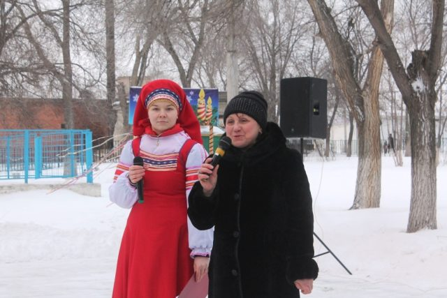 500 марксовчан вышли гулять