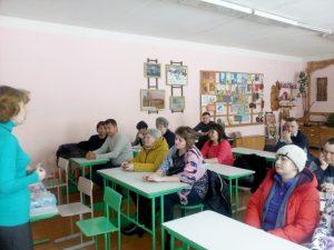 Центр занятости провел для родителей урок профориентации