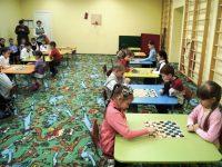 Турнир по русским шашкам среди детсадовцев