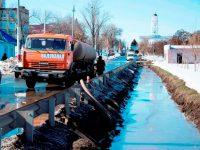 Борьба с паводком