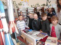 День космонавтики в марксовской библиотеке