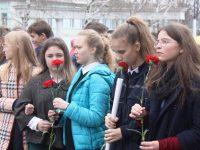 Память жертв атомных катастроф почтили в Марксе
