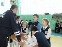 Марксовские школьники прошли квест «Безопасная дорога»
