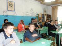 Международный день семьи в спецшколе
