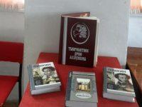 Выставки в библиотеке по поводу Дня русского языка