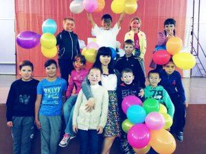 Праздник детства в Колосе