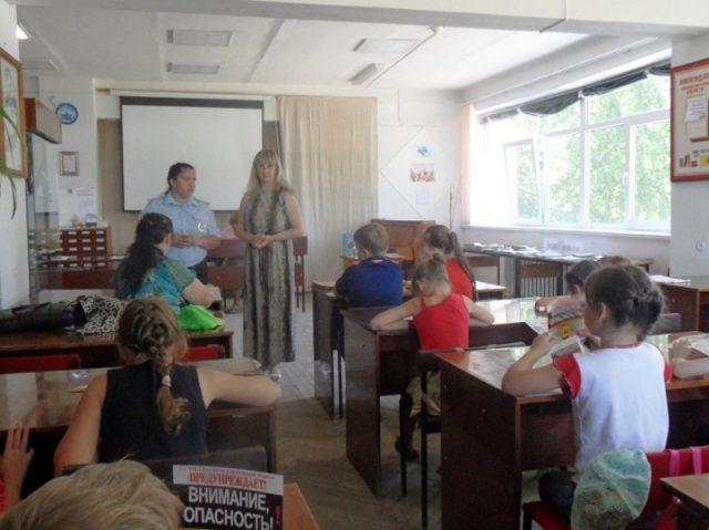 Детям рассказали о начале Великой Отечественной войны