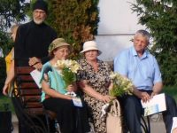 День семьи, любви и верности отметили в Марксе