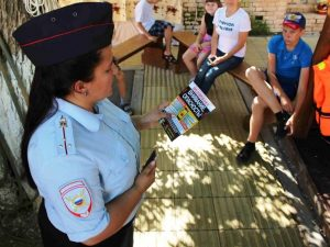 Уроки безопасности прошли для более 500 марксовских детей