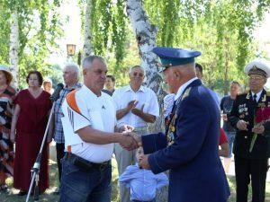 День Воздушного флота России отметили в парке Победы