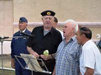 Маркс отметил День военно морского флота
