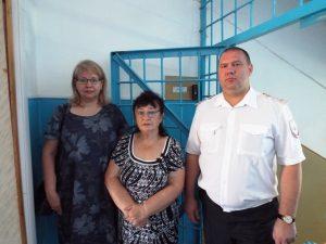 Общественники проверили изолятор временного содержания