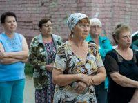 Романов в марксовских дворах